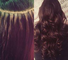 Грация Апшеронск наращивание волос