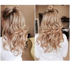 Шанталь Анапа завивка волос