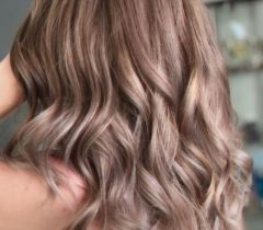 Валери Горячий ключ завивка волос