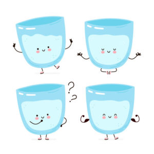 пить воду по часам
