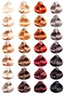 домашнее окрашивание волос