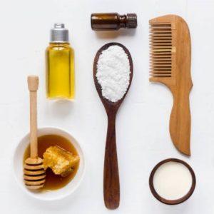 окрашивание средних волос в домашних условиях